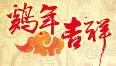 欣欣一家农历鸡年元宵节联欢会
