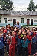 綜合消息——欣欣代表團回訪各地捐建小學