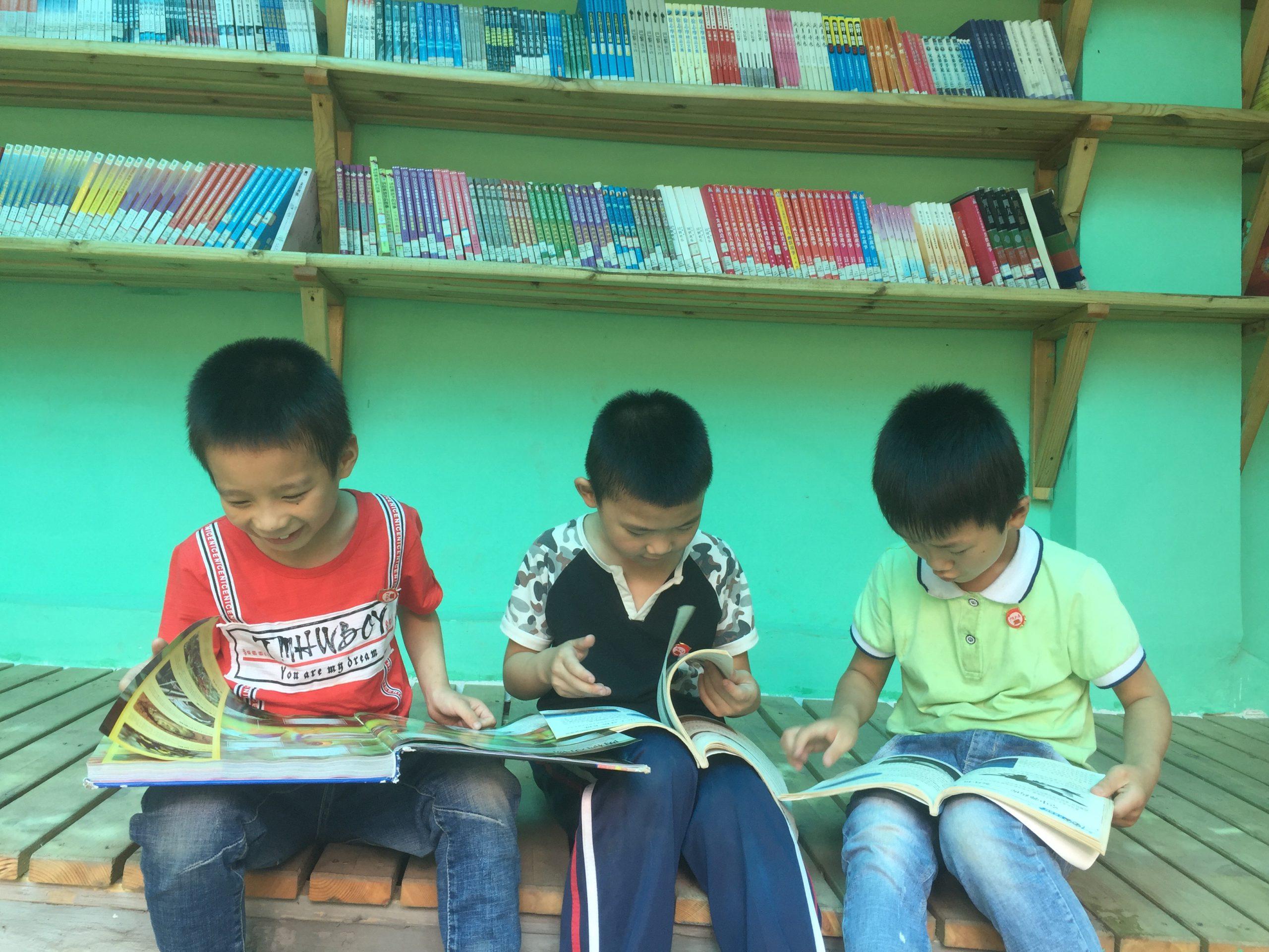 世界读书日|让读书成为习惯,让书香飘逸校园